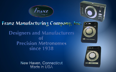 Franz Manufacturing Company, Inc.